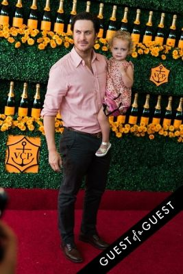 rio hudson in The Sixth Annual Veuve Clicquot Polo Classic Red Carpet