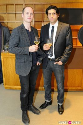 ross cisneros in IvyConnect NYC Presents Sotheby's Gallery Reception