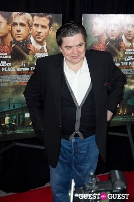 oliver platt in The Place Beyond The Pines NYC Premiere