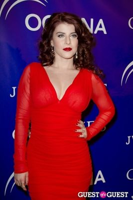 olivia cipolla in Oceana's Inaugural Ball at Christie's