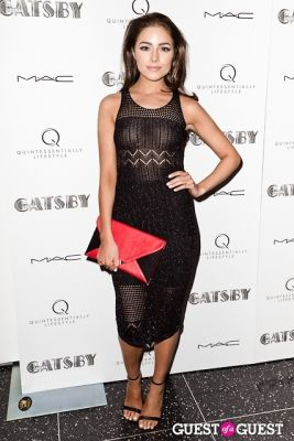 olivia culpo in A Private Screening of THE GREAT GATSBY hosted by Quintessentially Lifestyle