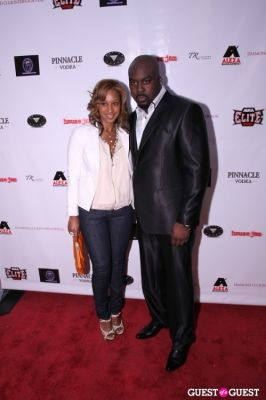 olivia longott in 1st Annual Pre-NFL Draft Charity Affair Hosted by The Pierre Garcon Foundation