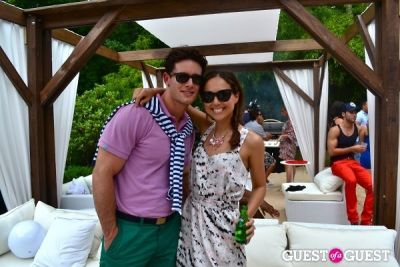 kristopher wolfe in Independence Day At The CÎROC Cabana Club