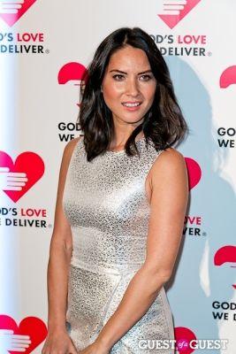 olivia munn in God's Love Golden Heart Achievement Awards
