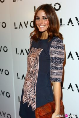 olivia palermo in Grand Opening of Lavo NYC