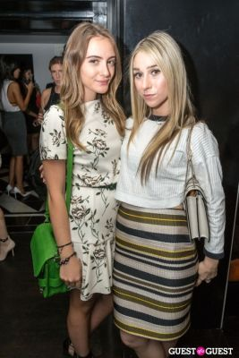 olivia perez in H&M and Vogue Between the Shows Party