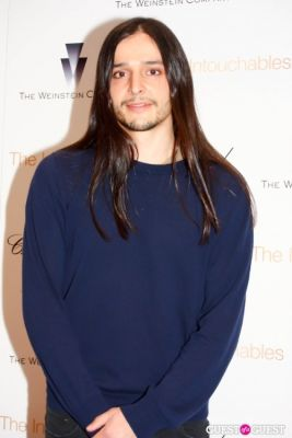 olivier theyskens in NY Special Screening of The Intouchables presented by Chopard and The Weinstein Company