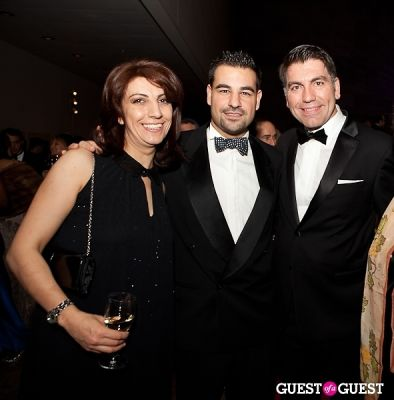 michael aram in Children of Armenia Fund 9th Annual Holiday Gala - gallery 2
