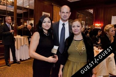 ozlem onal-yettepe in SEV and FABSIT Leaders Night