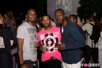 ozy reigns in Jamie Foxx & Breyon Prescott Post Awards Party Presented by Malibu RED