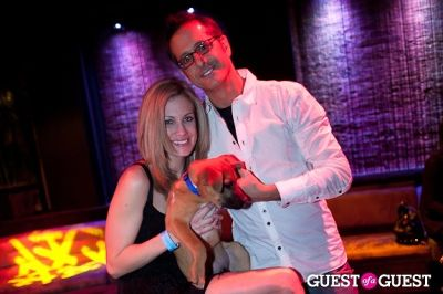 pj marks in Beth Ostrosky Stern and Pacha NYC's 5th Anniversary Celebration To Support North Shore Animal League America