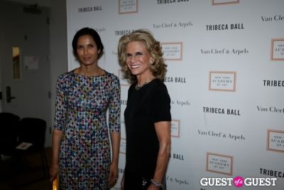 padma lakshmi in New York Academy of Arts TriBeCa Ball Presented by Van Cleef & Arpels