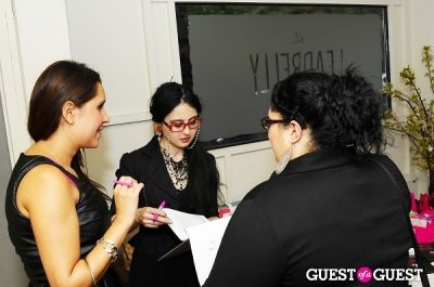 joanna carrero in Book Release Party for Beautiful Garbage by Jill DiDonato
