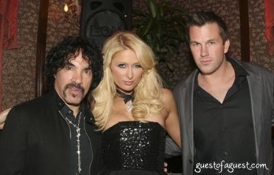 paris hilton in New Years Eve Party Photos