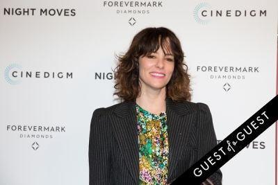 parker posey in Night Moves Premiere