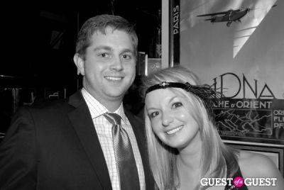 marisa cattoi in Great Gatsby Gala