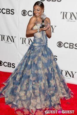 patina miller in Tony Awards 2013