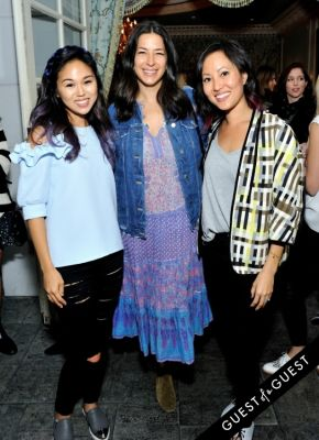 rebecca minkoff in Monica + Andy Baby Brand Celebrates Launch of