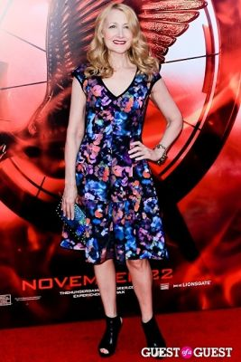 patricia clarkson in The Hunger Games: Catching Fire
