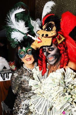 patricia field in Patricia Field Aristo Halloween Party!