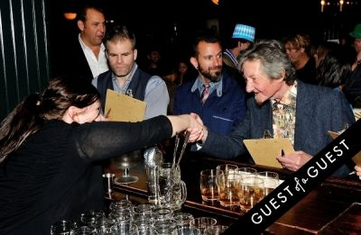 dylan baker in Barenjager's 5th Annual Bartender Competition