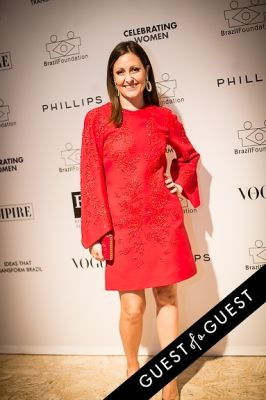patricia lobaccaro in Brazil Foundation XII Gala Benefit Dinner NY 2014