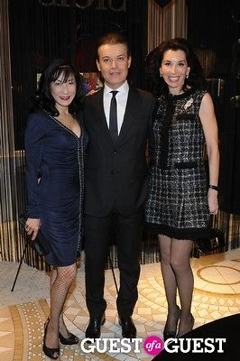 fe fendi in The 2011 Auto Show Gala Preview Kick Off Party