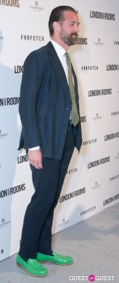 patrick grant in British Fashion Council Present: LONDON Show ROOMS LA Cocktail Party