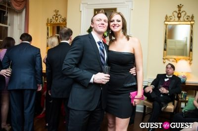 patrick hightower in Sweethearts & Patriots Gala