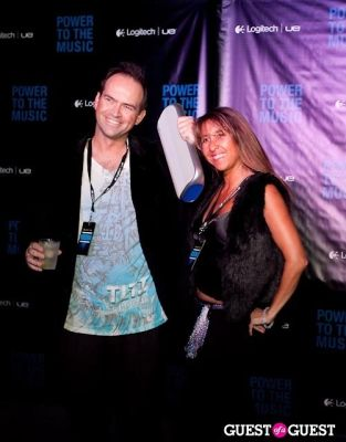 patti martin in Logitech UE and Capitol Records Presents:  Walk The Moon and Gold Fields