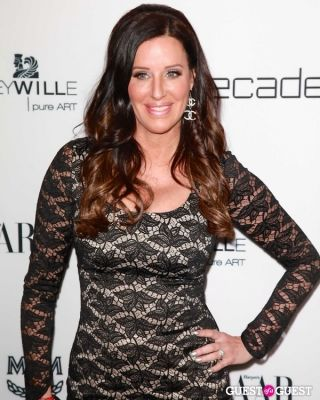 "patti stanger in Harper's Bazaar to Celebrate Cameron Silver & Christos Garkinos of Decades and Bravo's ""Dukes of Melrose"""