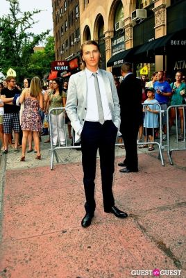 paul dano in The Extra Man Premiere Starring Katie Holmes
