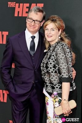 laura feig in The Heat Premiere