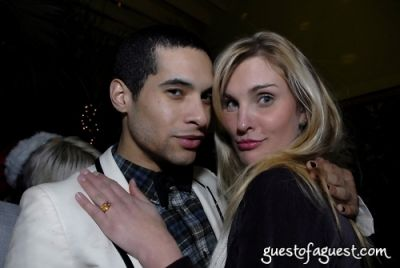 paul johnson-calderon in Guest of a Guest Holiday Bash - bungalow 8