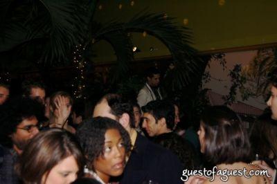 paul johnson-calderon in GuestofaGuest Holiday Party