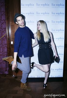 paul johnson-calderon in Lia Sophia Fashion Show at the Plaza