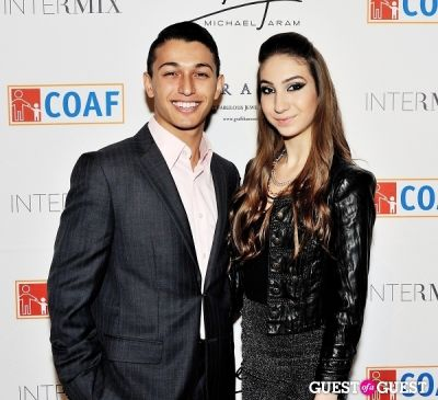 alisa davtyan in Children of Armenia Fund 10th Annual Holiday Gala