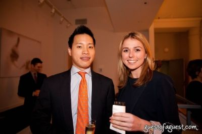 christina kozak in Hudson River Powerhouse Cocktail Reception