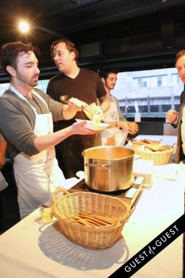 paul liebrandt in Sud de France Festival Launch Party