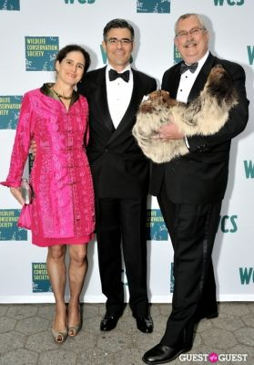 chris mckenzie in Wildlife Conservation Society Gala 2013
