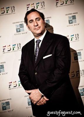paul rosengard in YMA Fashion Schlorship Fund Awards Dinner