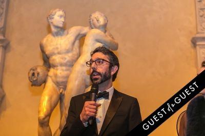 paul van-zyl in Metropolitan Museum of Art Apollo Circle Benefit