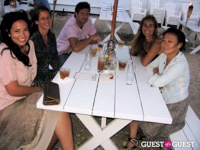 whitney delgado in Blackwell Rum Celebrates At Navy Beach