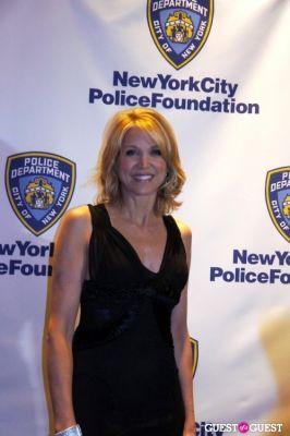 paula zahn in NYC Police Foundation 2014 Gala