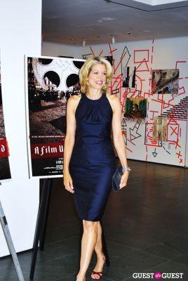paula zahn in NY Premiere of