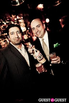 fredo ceraso in BARENJAGER Bartender Competition at Macao Trading Co.