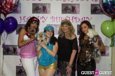 pebbles iscious in Pebble Iscious and Z Zee's Disco Birthday Bash
