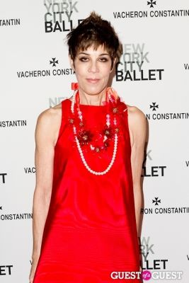 peggy siegal in NYC Ballet Spring Gala 2013