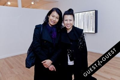 penny chu in ART Now: PeterGronquis The Great Escape opening