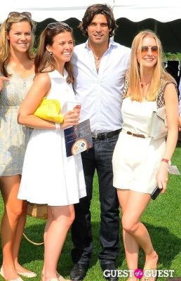 alexis humiston in The 27th Annual Harriman Cup Polo Match